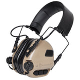 EARMOR M31-MOD3 Electronic Noise Reduction Tactical Headset Free Shipping