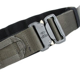 FMA NEW Tactical Belt CS Outdoor Military Army Fighter 1.75 Inch Black Hunting Shooter Belt