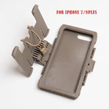 FMA IPhone Case Molle Mobile Pouch New for Tactical Vest Phone 7/8Plus / XS / Max Case