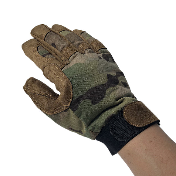 FMA Best Tactical Gloves Multicam  for Outdoor Hunting Airsoft Free Shipping