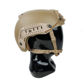 TMC 2018 CP AF Helmet Outdoor Sports Tactical Helmet RG/DE (M/L)