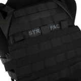 FMA Tactical Vest Lightweight Black JPC2.0 Tactical Vest Jump Plate Carrier 2.0 MARITIME Ver
