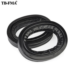 TB-FMA Silicone Earmuff Black for Comtac Series Headsets & Peltor Series Accessories Upgrade