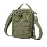 FMA Tactical Medical Bags MOLLE Tactical Medical Pouch EDC Survival Emergency First Aid Bags
