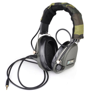 Tactical Headsets Sordin  VER Leather Headband Style Get Rid 3.5 MM Headset