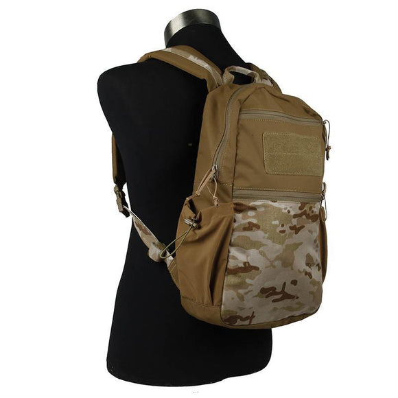 TMC Tactical Assault Pack 500D Cordura Backpack Mixed Color for Airsoft Outdoor Sports
