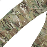 FMA Tactical Combat Pants Multicam 19Ver.G4 Military Pants W/ Knee Pads Set