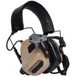 EARMOR Airsoftsports Tactical M32 Noise Canceling Headphones Military Aviation