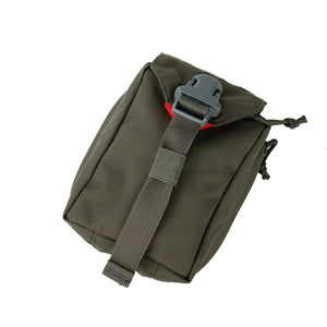 TMC ATD EMT Medical Pouch First Aid Molle Pouch Rip-Away IFAK Utility Military Airsoft Medical Bag