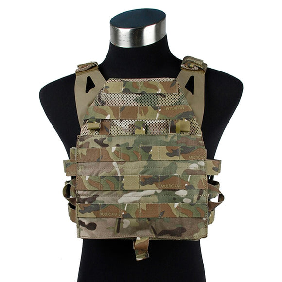 TMC Best Tactical Vest Jump Plate Carrier Multicam JPC 2.0 Maritime Ver Body Armor Molle Vest Hunting Airsoft Tactical Gear