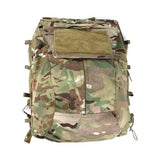 TMC Multicam Military Tactical Vest Zipper Pouches for Airsoft