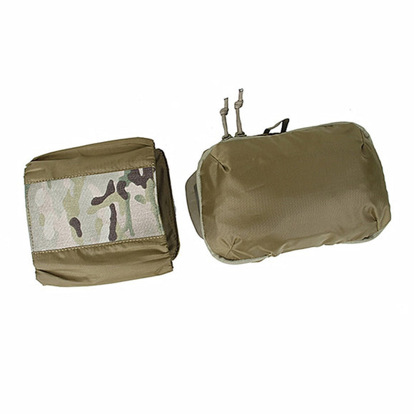 TMC Multicam Tactical Vest Accessory Pouch Medical Sundry Bag for Tactical Vest