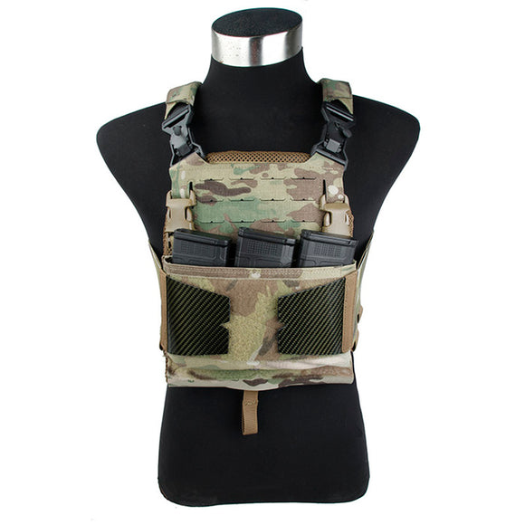 TMC New Lightweight Tactical Vest Multicam Chest Protective Plate Carrier Combat Vest Free Shipping