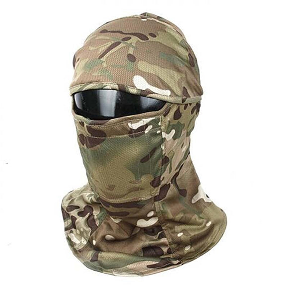 TMC Tactical Mask Dust-proof Full-wrapped Headscarf