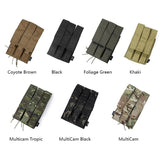 FMA Tactical Triple Magazine Pouch Kriss Vector MOLLE Mag Carrier SMG Mag Camo Military Molle