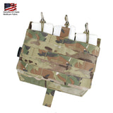 TMC Magazine Pouch Cordura Triple TY 556 Mag Pouch for AVS JPC2.0 Tactical MOLLE Panel