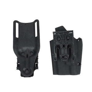 FMA Tactical Holster Airsoft G17 X300 Kydex Belt Holster Drop Adapter Quick Release Holster Set