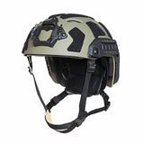 Tactical FAST SF Helmet Multicam Special Operations Helmets for Airsoft Skirmish Hunting & Military Training Protective