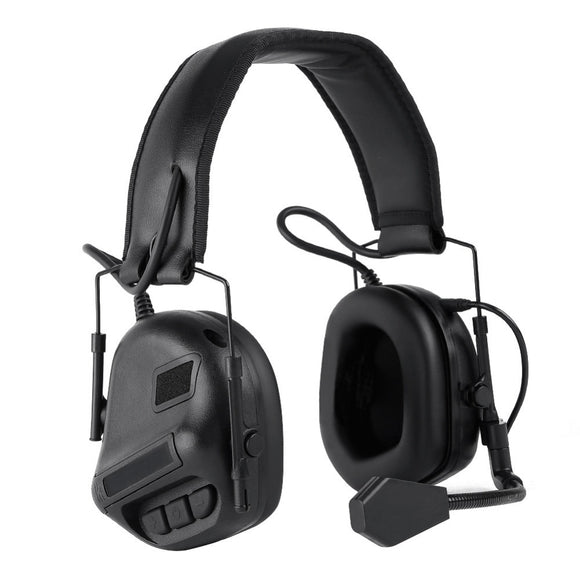 Tactical Headset Hunting Airsoft Headphone Military Shooting Protection Earphones 3 colors