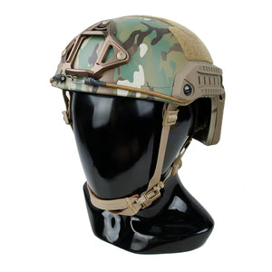 TMC Tactical Helmet Multicam Martimie Ver.Original Thickness Airsoft Military