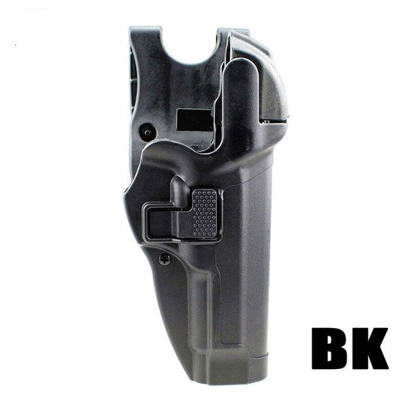 FMA Tactical Holster Level 3 Retention Auto Lock Duty Right Hand for Beretta 92/96 M9 M92
