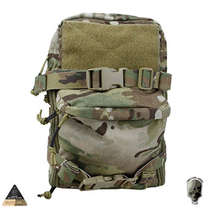 TMC MOLLE Light Action Tactical Vest Water Bag Pouch Webbing Cordura for JPC MOLLE Vest