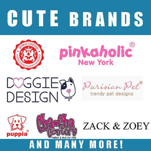 Brands we carry for french bulldogs
