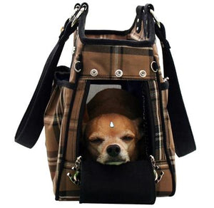 Dog Carrier Baby Doe for Maltese Chow Chow, French Bulldog Corgi