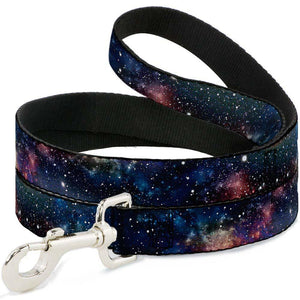 Buckle-Down Space Dust Collage Pet Leash