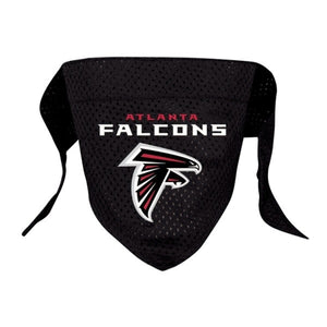 Atlanta Falcons Mesh Dog Bandana - Small