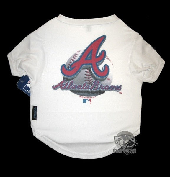 Atlanta Braves Performance Tee Shirt - Medium