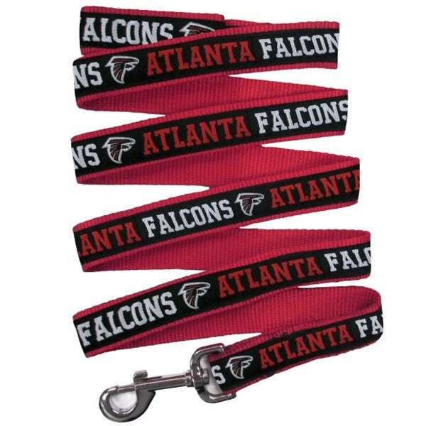 Atlanta Falcons Pet Leash by Pets First - Small