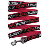 Atlanta Falcons Pet Leash by Pets First - Large