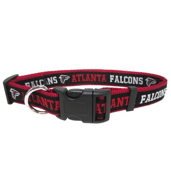 Atlanta Falcons Pet Collar by Pets First - Small