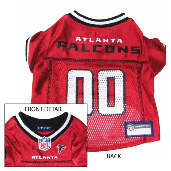 Atlanta Falcons Dog Jersey - Medium