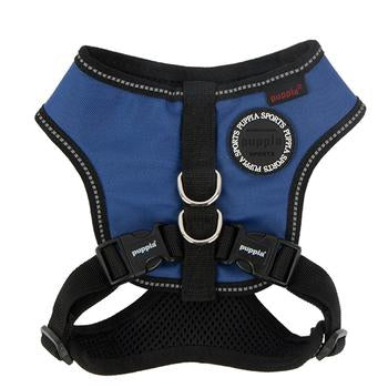 Trek Snugfit Dog Harness by Puppia Life - Royal Blue
