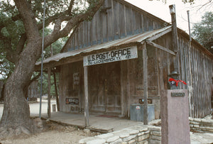 Everybody is Somebody in Luckenbach Texas