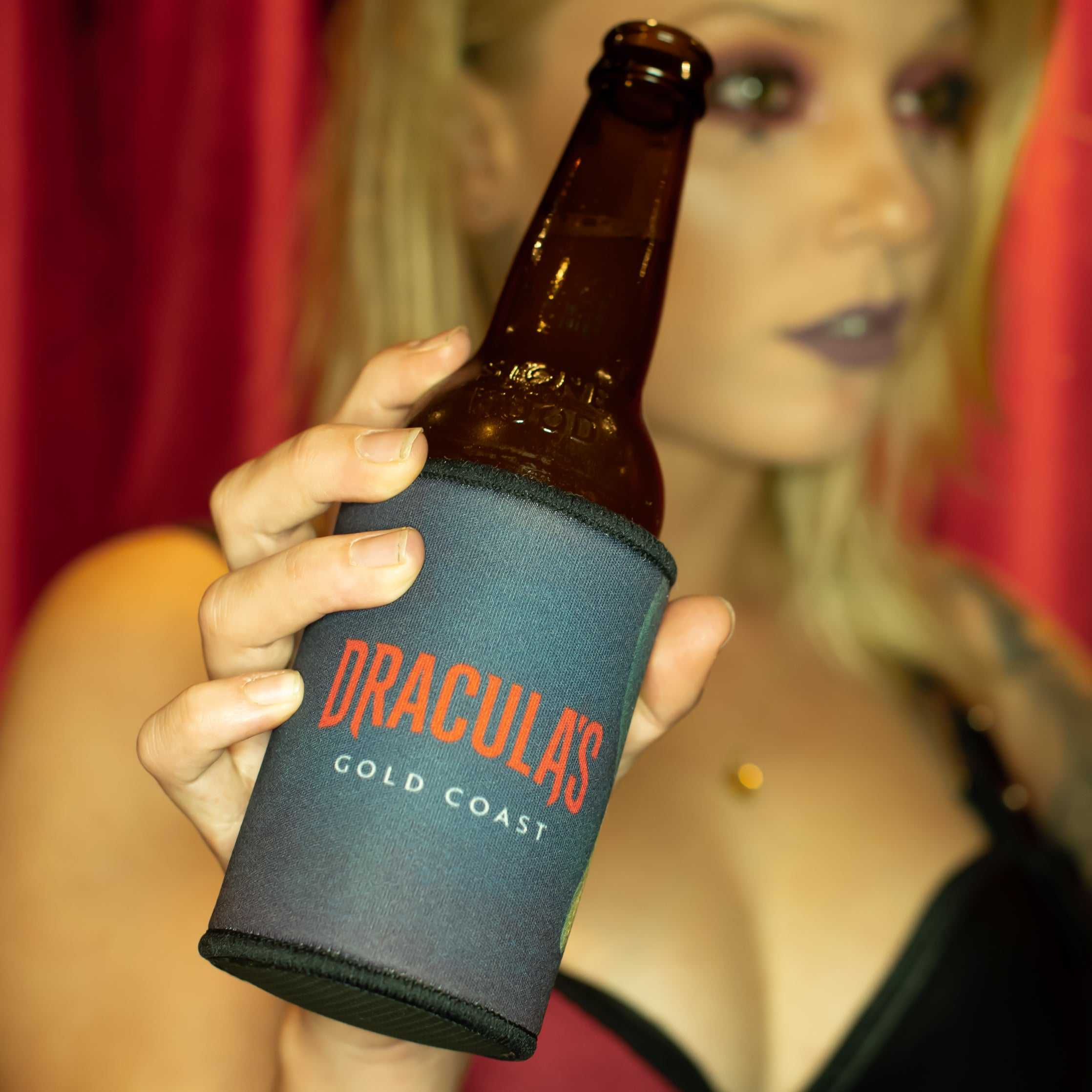 Dracula's Stubby Cooler