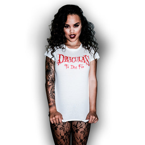 "Dracula's ""I Have Sinned"" T-Shirt"