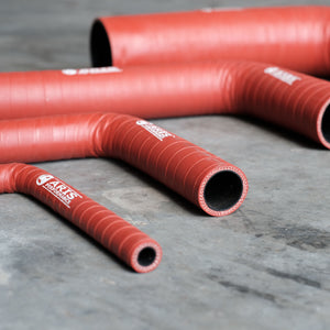 "90º Elbow Long Silicone Hose (8"" X 16"" Leg) - ARIS Performance Silicone"