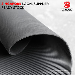 Corrugated Rubber Mat