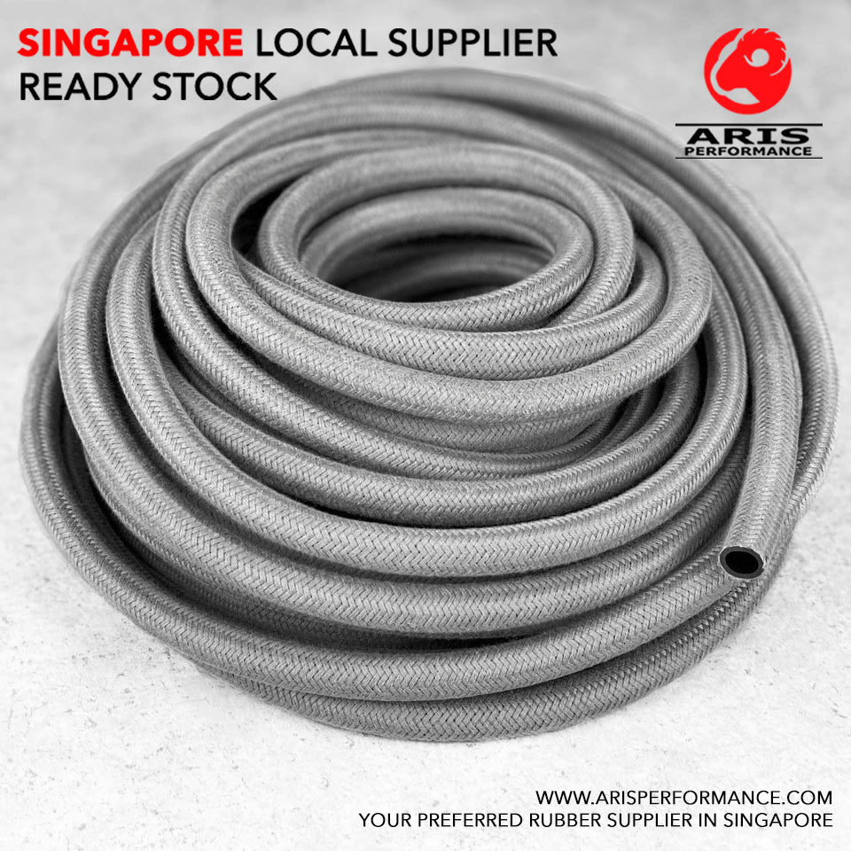 Outer Braided Fuel Hose Nitrile NBR