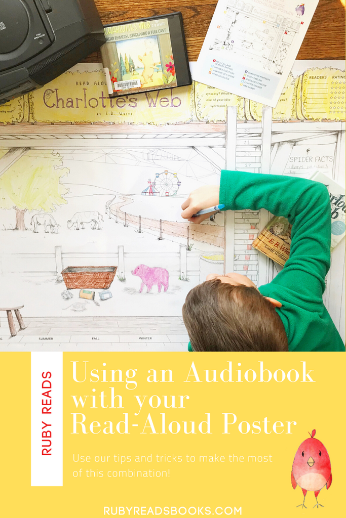 Read-Aloud Poster + Audiobook: Tips and Tricks