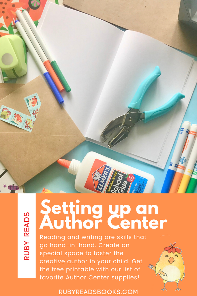 Making your own Author Center