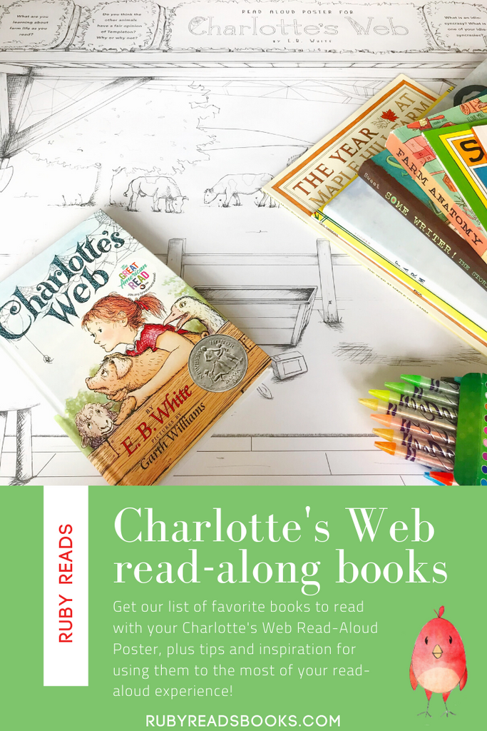 Charlotte's Web Library List: Tips and Inspiration