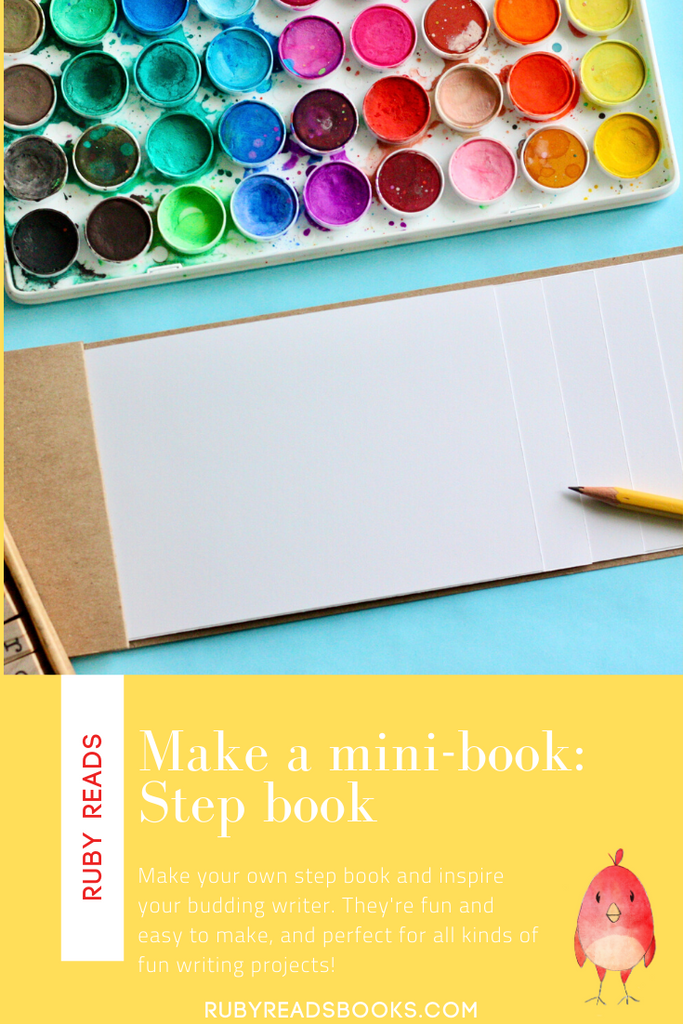 How to: Make your own Step Book