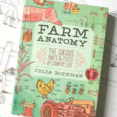 farm anatomy to read with Charlotte's Web