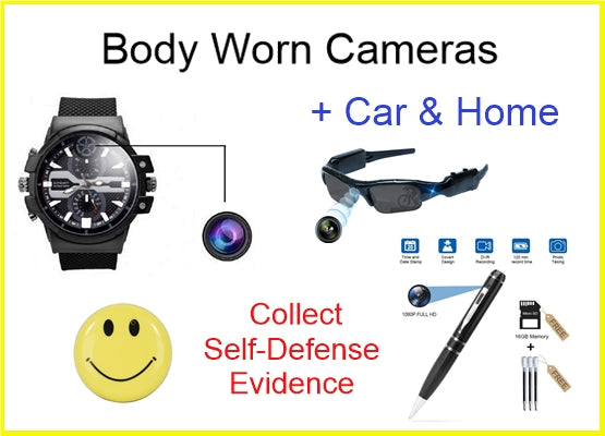Body Cameras home car dash