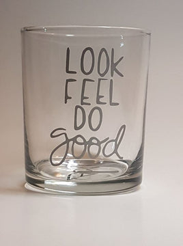 Verre LOOK FEEL DO GOOD