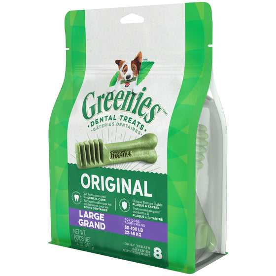 Greenies Treat-Pak - Large 12 oz